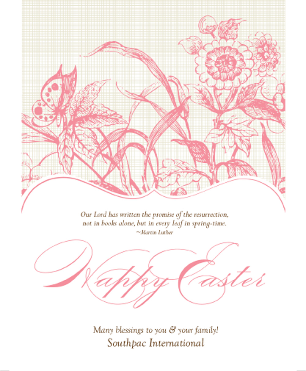 easter holiday notice - april 2011